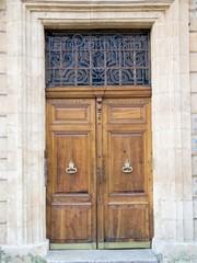 provinzialische Tür
