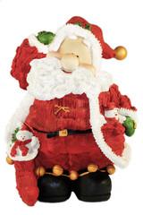 Funny little Santa