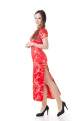 charming chinese woman