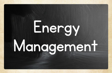 energy management concept