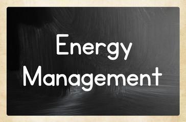 energy management concept