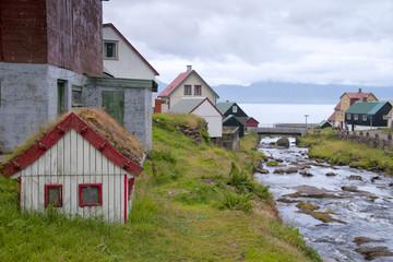 Far Faer Oer Landscape