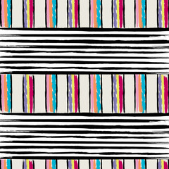seamless background pattern, with strokes/stripes