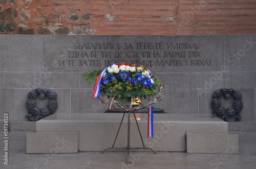 Mausoleum, Sofia, София, Bulgaria