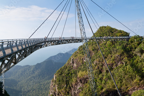 Air Bridge in Malaysia