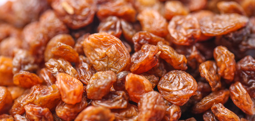 Raisin background