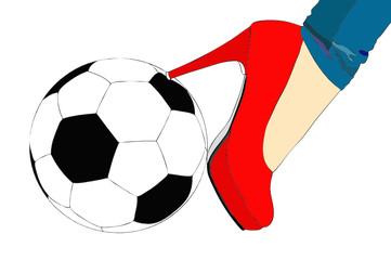 Sport alla Moda - Una donna divisa tra sport e moda