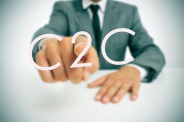 C2C, consumer-to-consumer