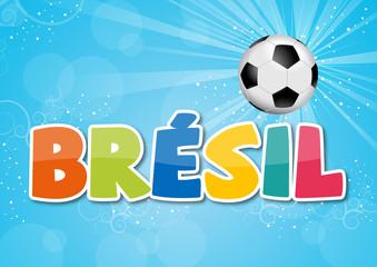 Brésil Football 2014