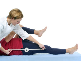 Measurement of hip joint contraction