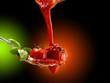salsa di pomodoro e basilco