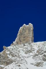Il Dente del Gigante - 4.014 metri - Valle d'Aosta