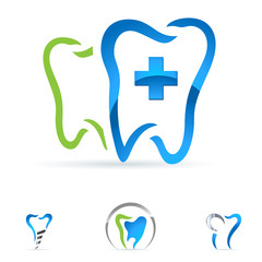 Zahn, Zahnarzt - Logos