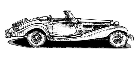 vintage  convertible