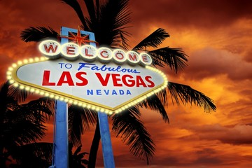 Welcome in Vegas