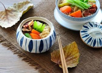 Japanese Meat and Potato Stew (Nikujaga)