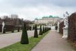 Upper Belvedere palace. Vienna