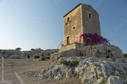 sicilian ancient building