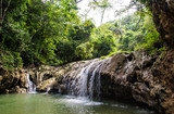 Waterfall in the Caribbean / Samana :)