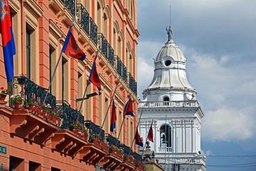 Quito, Altstadt