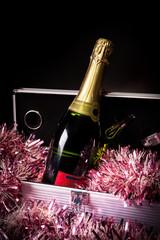 Champagne in confezione regalo
