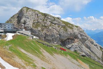 Switzerland. Mount Pilatus