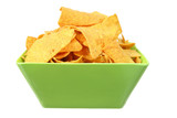 Corn Chips in Bowl