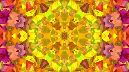 Kaleidoscope loop