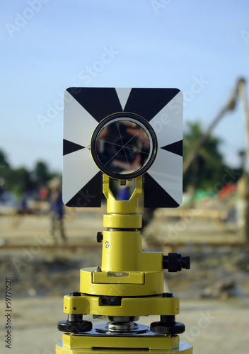 engineer and architecture theodolite camera, total station