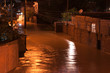 Flood at Night in Poor Area in Nova Iguacu, Rio, Brazil - 59771545