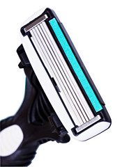 Razor blade shaver