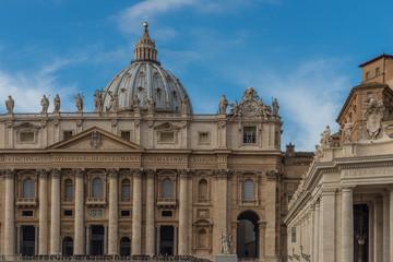 Roma, piazza San Pietro, veduta