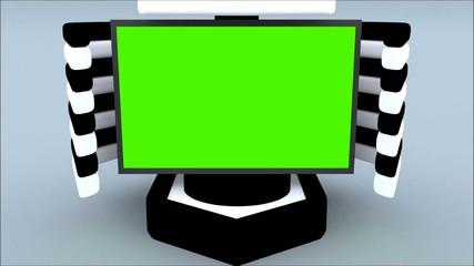 Greenscreen Opening