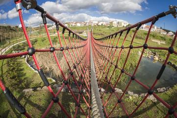 stringed Bridge
