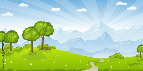 Alpenpanorama - 59784333