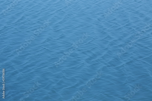abstract background of  rough blue sea