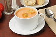 Cup of tomato soup