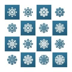 Snowflakes Set #2