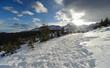 Winter in Polish High Tatra mountains