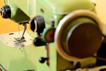Testata  di macchina per cucire
