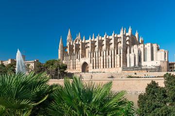 "Kathedrale ""La Seu"" in Palma de Mallorca - 7954"