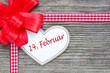 Herz - 14. Februar