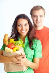 Couple of vegetarians