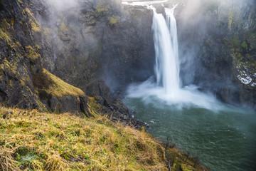 Snoqualmie Falls Washington State