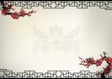 Fototapety Chinese background