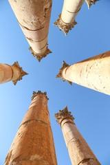 Roman Columns, Jerash