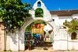Leinwandbild Motiv Caribbean / North of Samana / Las Terrenas: