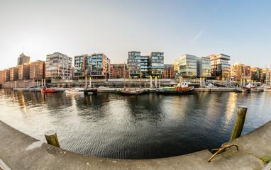 Hafen City, Hamburg