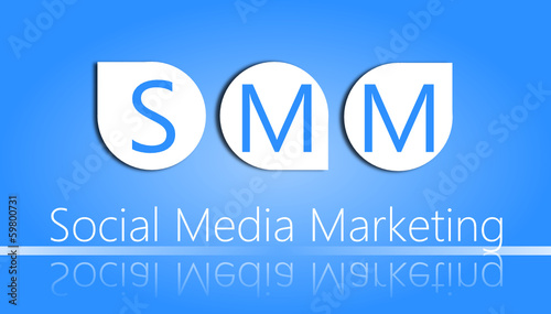 SMM : Social Media Marketing