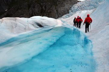 Glacier Expedition, Mendenhall glacier Juneau, AK